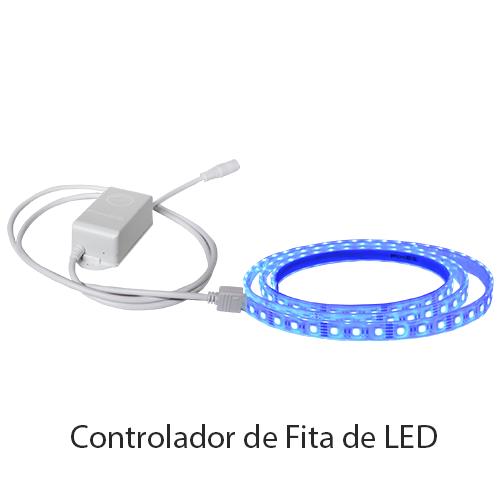 controlador de fita de led iot