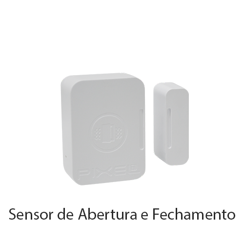 sensor de abertura e fechamento iot
